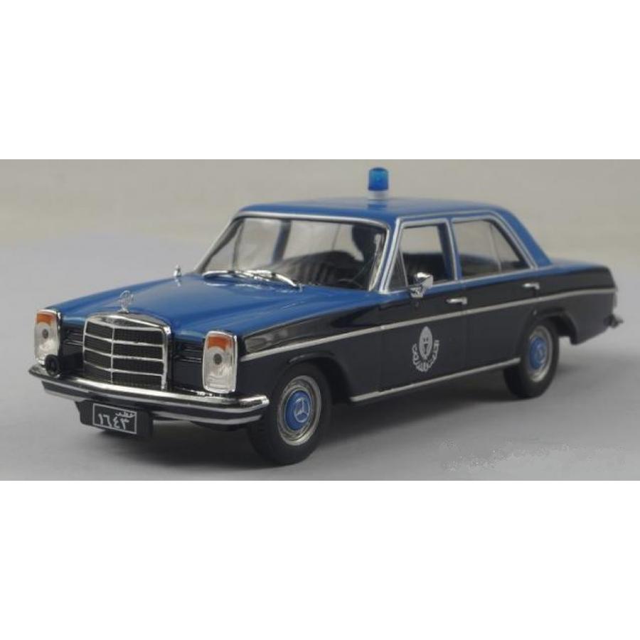 Qatar police mercedes benz w114 for Mercedes benz qatar