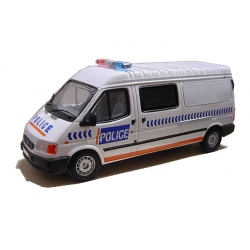 "NZ Police ""Armed Offenders Squad"" (SWAT) Ford Transit"