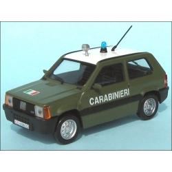 Italian Carabinieri Fiat Panda
