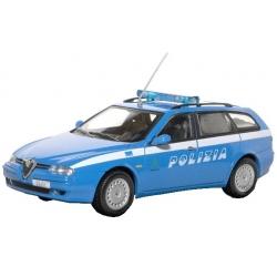 Italian Polizia Alfa Romeo 156