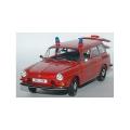 Feuerwehr Solingen VW 1600 Variant