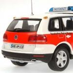 Notarzt VW Touareg