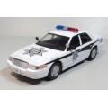 Tijuana Mexico Police Ford Crown Victoria