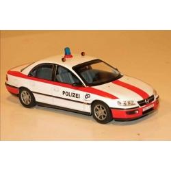 Zurich Kantonpolizei Opel Omega
