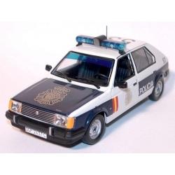 Spanish Policia Talbot Horizon