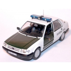 Spanish Guardia Civil Peugeot 309