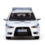 Greek Police Mitsubishi Lancer Evolution X