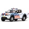 Dutch Police Mitsubishi L200