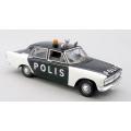 Swedish Police Ford Zephyr