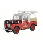 British Rail Land Rover Fire appliance 1/43