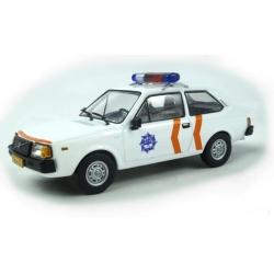 Dutch Police Volvo 343