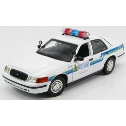 Abbotsford Police Ford Crown Vic