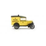 AA Austin Seven RN Van