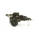 AFS Coventry Climax Pump trailer