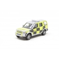 British Highways Agency Police Landrover Discovery