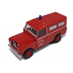 Dublin Fire Brigade Land Rover series II