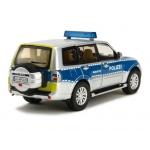 Mitsubishi Pajero Polizei