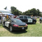 California Highway Patrol Porsche Boxter S