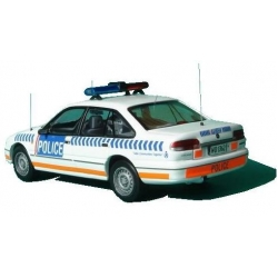 NZ Police VS Commodore