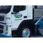 Fonterra Volvo Milk Tanker