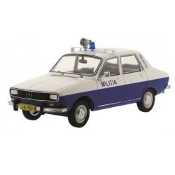 Romanian Militia ( Police ) Dacia 1300