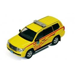 Qatar Fire Brigade Toyota Landcruiser