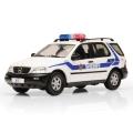Tuscaloosa County Sheriff Mercedes ML320