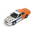"Arlington ( Virginia ) Police Ford Crown Victoria ""Choose your Ride"" Taxi"