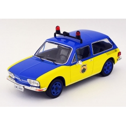 Brazilian Policia Rodoviaria Federal VW Brasilia