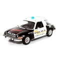 """Freetown Police AMC Pacer """"DARE"""" car"""