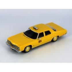 New York Taxi Chevrolet Bel Air