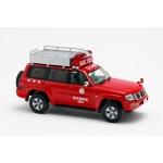 Osaka Fire Dept Nissan Safari