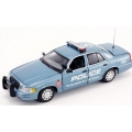 Royal Bahamas Police Ford Crown Victoria