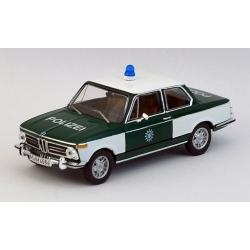 German Polizei BMW 2002 Coupe