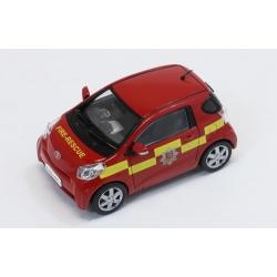 Essex (UK) Fire Brigade Toyota IQ