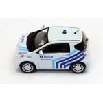 Belgium Police Toyota IQ