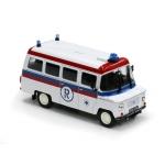 Polish Nysa 522 Ambulance