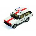 Belgian Police Range Rover