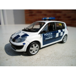 Madrid Municipal Police Renault Scenic