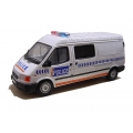 """NZ Police """"Armed Offenders Squad"""" (SWAT) Ford Transit"""