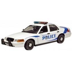 Vancouver Police Ford Crown Vic